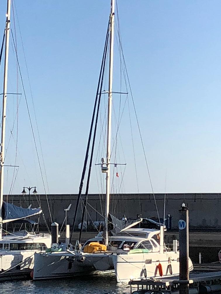 Catamaran Ciceron